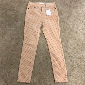 Lauren Conrad High Rise Skinny Jeans Size 4